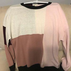 Kate Spade Block sweater